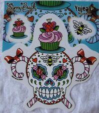 Day Of The Dead Sticker Dia De Los Muertos Sunny Buick Candy Sweet Shop Sticker