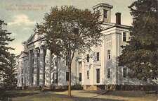 Scituate Rhode Island Pentecostal Collegiate Institute Antique Postcard K13236