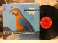 CHARLIE BYRD - MORE BRAZILIAN BYRD LP EX/VG+ 1st USA STEREO PRESSING 1967 CS9492