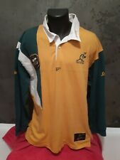 maillot RUGBY AUSTRALIA  1998 VINTAGE WALLABY  shirt camiseta maglia   jersey