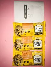 3Pack NESTLE TOLL HOUSE Milk Chocolate Peanut Butter Flavored Morsels Total33oz