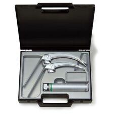 HEINE FlexTip+ F.O. Laryngoscope Set with Standard F.O. LED Battery Handle