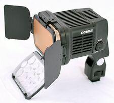 Hochleistungs Comer 1800 LED-Licht Variable Farbe 3200K-5500K & dimmen Control