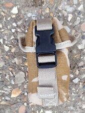 Bulle TAN Molle Webbing Tactical AP FRAG Granata Pouch Formazione GRANATA titolare