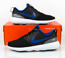 Nike Roshe G Golf Shoes Blue Cement Black AA1837-005 Men's Size 9 NEW