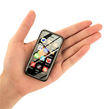 Mini Smartphone iLight X, World's Smallest XS Android Mobile Phone 4G LTE, Supe