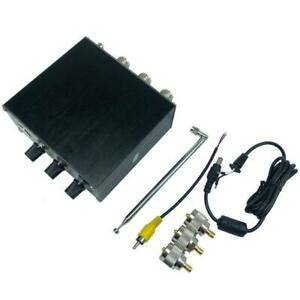 QRM Eliminator X-Phase 1MHz to 30MHz HF Bands SO-239 Connectors with Shell Case