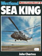 MODERN COMBAT AIRCRAFT WESTLAND SEA KING HELICOPTER RN RAF BUNDESMARINE BELGIUM