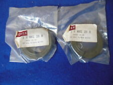 NOS British Leyland Rover Laycock J Type O/D Oil Seals MGB MGC TR6 Stag NKC39