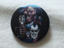 BloodBowl Jim & Bob Pin Insignia * Blood Bowl * Games Workshop