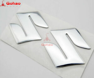 "2"" Fuel Tank Fairing/Fender Emblem Decal Badge Sticker For Suzuki"