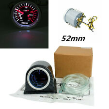 "2"" 52mm Turbo Boost Gauge Pointer Display Universal Car Meter Carbon Fiber Pod"