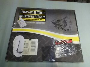 chevy  transmission overhaul kit