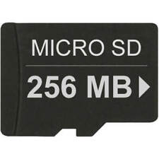 256MB MICRO SD MEMORY CARD FOR OLDER NOKIA SAMSUNG SONY LG HTC ETC PHONES