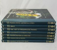 The Hunting and Fishing Library Books-Set of 7 The Freshwater Angler Lot