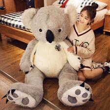 UK Super Large big Animal Koala bear plush soft Toys Stuffed Koalas Doll 55''