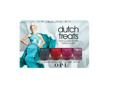 Opi Nail Polish Dutch Treats Collection Mini Set