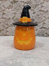 RARE JSNY Pumpkin Bell