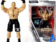WWE Game Stop Exclusive Elite Collection BROCK LESNAR Wrestling Action Figure