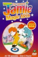 Nuovo Jamie And The Magic Torcia Serie 1 DVD (PTDVD8113)