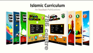Islamic Curriculum by: An Nasihah ( Coursebook ) Studies & Workbook Series NEW