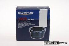 OLYMPUS Konverter-Adapter CLA-8 für Camedia C-8080 Wide Zoom
