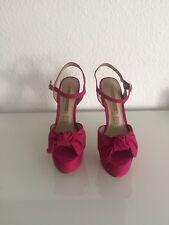 Sandaletten High Heels pink Buffalo Größe 38 NEU !!!!