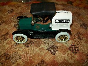 """Ertl #9570UO """"Heineken Beer #1"""" 18 Runabout Barrel 1:25 Scale MIB"""