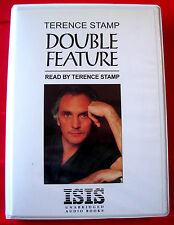 Terence Stamp Reads Double Feature 8-Tape UNAB.Audio Bk Actor Autobiography/Biog