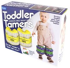 TODDLER TAMERS - Prank Fake Funny baby shower diapers PARODY Joke Gift Box