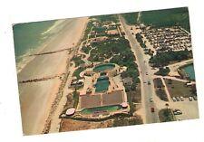 postcard Marineland Florida FL