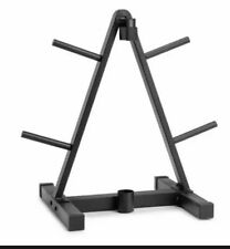 🔥 🔥 Weider WRKOS20 Weight Plate and Barbell Storage Rack - Black 🔥 🔥