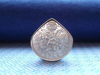 Genuine UK Sixpence Coin Pick / Electric / Acoustic Guitar.*BRIAN MAY.*QUEEN*F P