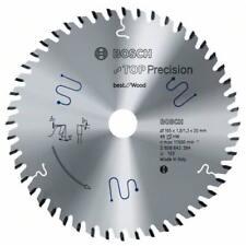 BOSCH Ø 165mm Kreissägeblatt Top Precision für Holz