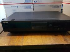 Sony Model Mds-Je320 Minidisc Player Parts/Repair