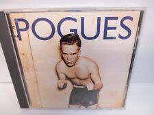 THE POGUES ~ PEACE AND LOVE ~ A291225 ~ 1989 ~ LIKE NEW CD