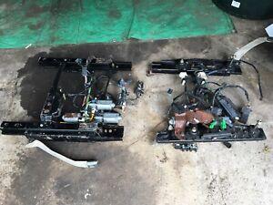 GM POWER BUCKET SEAT TRACKS CADILLAC BUICK CHEVROLET OLDS PONTIAC STREET ROD