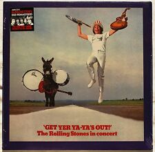 The Rolling Stones Get Yer Ya-Ya's Out! (Lp 180gr neuf)