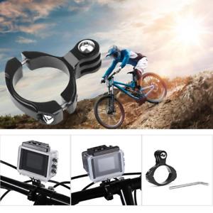 Für GoPro stabile Metall Halterung eRh Fahrrad Motorrad Rohr Lenker ActionCam