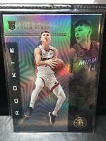 2019-20 PANINI NBA ILLUSIONS TYLER HERRO ROOKIE RC CARD # 175 Miami Heat 🔥📈