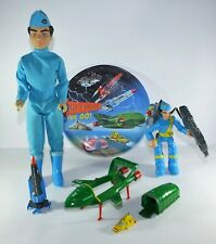 More details for scott tracy talking figure thunderbirds gerry anderson diecast thunderbird 1 2 4