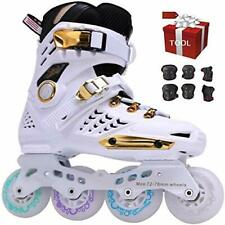 New listing Inline Skates Men's and Women's for Adult Fitness Performance Professional In...