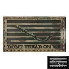 DTOM US First Navy Jack flag IR infrared multicam morale touch fastener patch