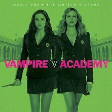 Vampire Academy (Original Soundtrack) (NEW CD) Chvrches Katy Perry Iggy Azalea