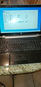 HP PAVILION 15-n210dx AMD A8-4555M 1.6GHz 4GB RAM 750GB HDD