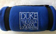 New Duke Fuqua Picnic Blanket Throw Yoga Mat Rug Beach Fleece Blue Multipurpose