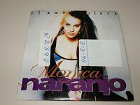 0121- MONICA NARANJO EL AMOR COLOCA SINGLE CD ( DISCO ESTADO BUENO) LIQUIDACIÓN