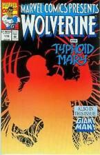 Marvel Comics Presents # 115 (Wolverine / Typhoid Mary) (USA, 1992)