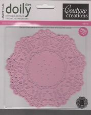 Couture Creations DAZZLING DOILY DIES Fantasia Collection Cutting Die CO73225 *