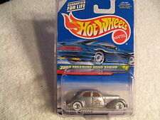 2000 HW Hotwheels TH Treasure Hunt  1936 CORD with Protecto